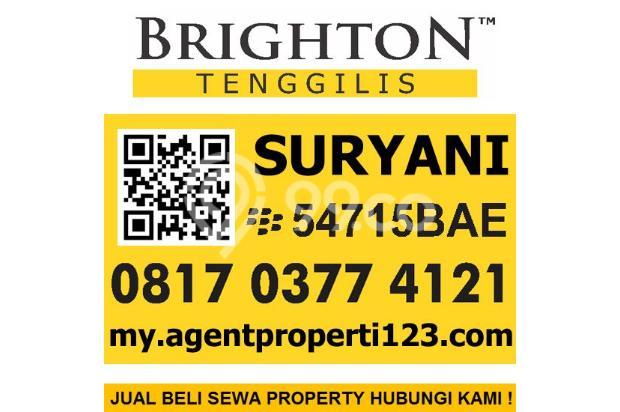 Dijual Rumah Strategis di Babatan Pantai Timur Surabaya 13960715