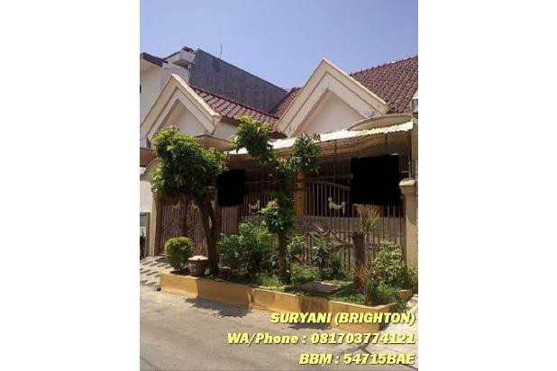 Dijual Rumah Strategis di Babatan Pantai Timur Surabaya 13960714