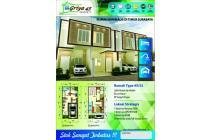 Rumah 2 lantai Gunung Anyar Medokan Rungkut dekat UPN