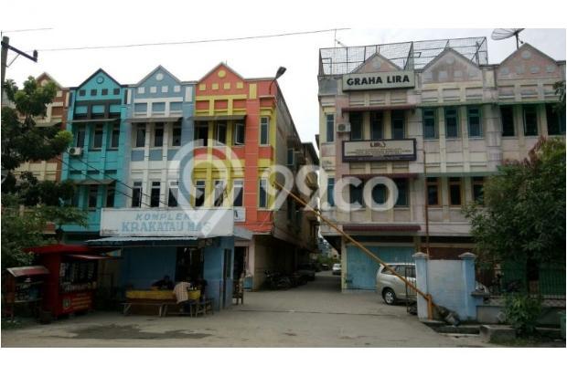 Dijual Rumah Kompleks Krakatau Mas Blok E 10036571