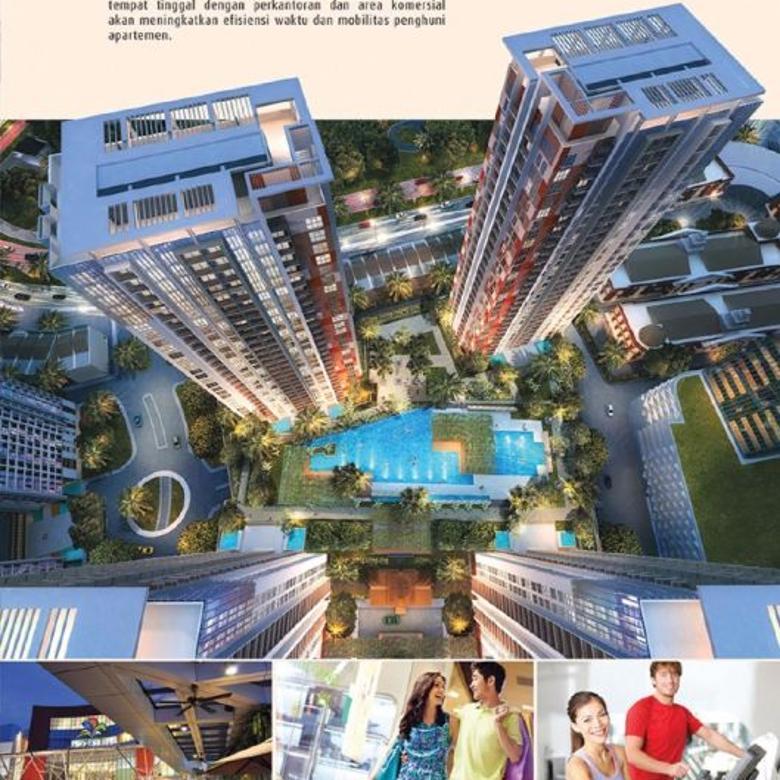 Apartemen Strategis M Town dekat dengan Mall Summarecon