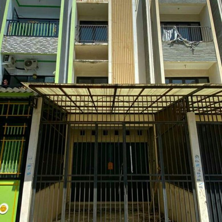Dijual Ruko Plong uk 4.5x20m di Jelambar Jakarta Barat