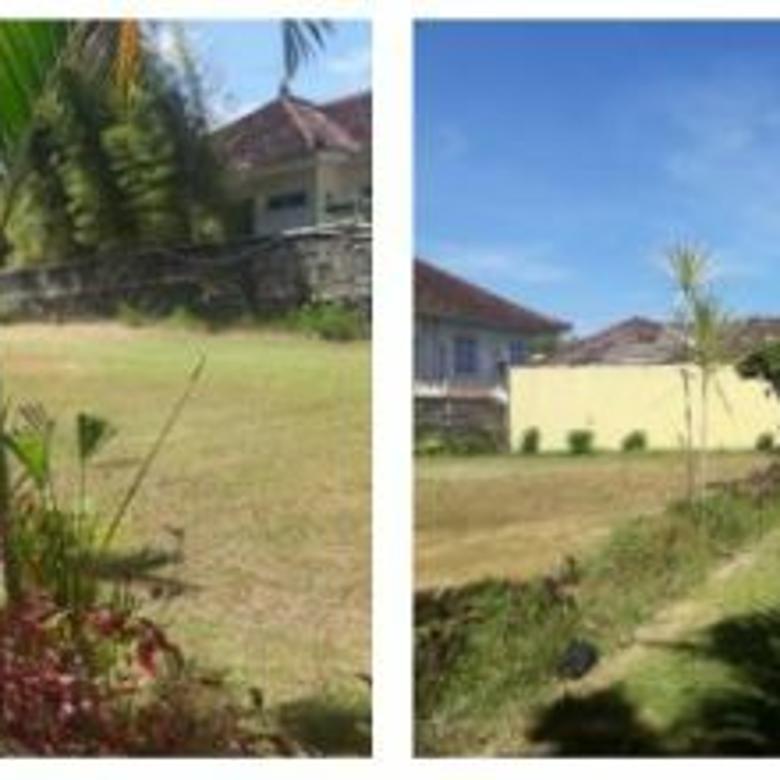 DIJUAL TANAH MURAH Luas 3,76 are BUC di Balangan, Ungasan Kuta