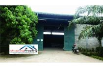 Gudang Luas 12.757 m2 di Desa Jayanti Tangerang Banten