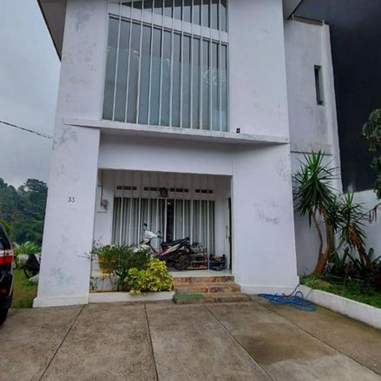 Rumah Asri dan Sejuk di Dagu Coblong Bandung Utara