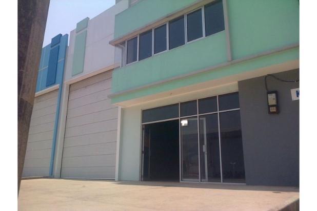 gudang central cakung luas 492 m2 baru aman & nyaman bebas kuli angkut nego