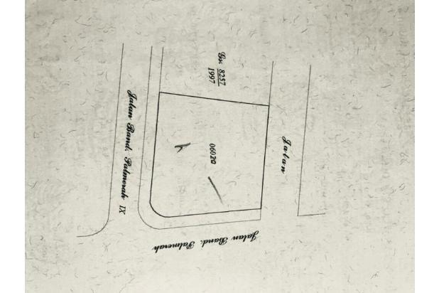 Rp775jt Tanah Dijual