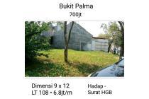 Tanah Bukit Palma Surabaya