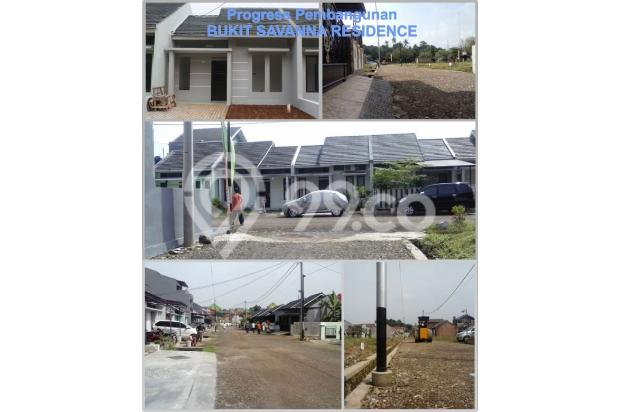 Rumah Murah Diskon 100 juta Bukit Savanna Residence 13243681
