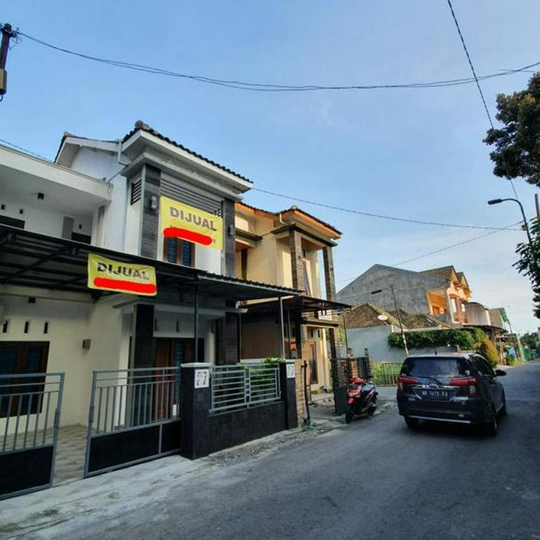 Rumah Mewah Full Furnished Di Tengah Kota Yogya