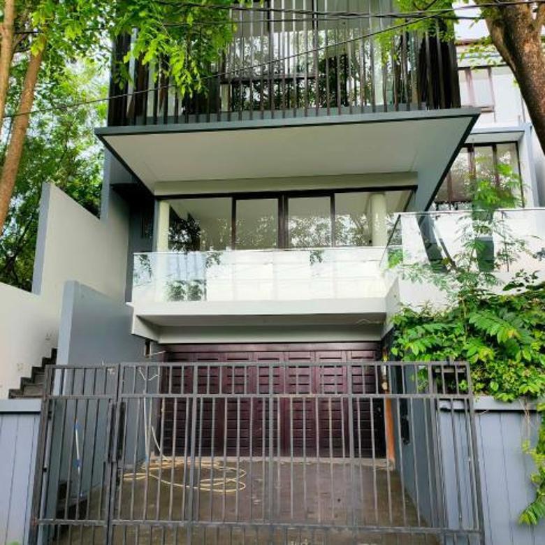 rumah cantik minimalis baru  3 unit.