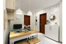 apartemen Casablanca Jakarta cukup bayar booking ,free dp