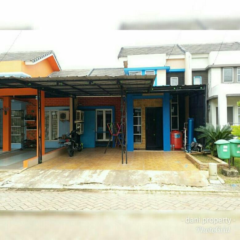 Rumah murah di Serpong Garden dekat sekali dengan BSD City