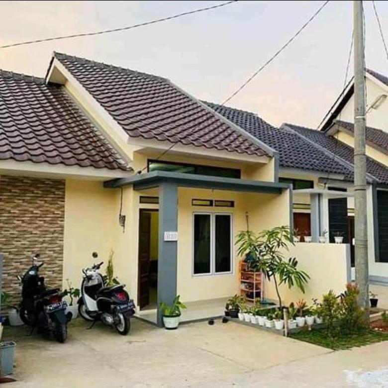 Rumah Minimalis asri terpecaya di kota Depok