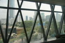 disewakan & dijual office space bakrie tower include service charge