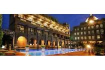 Dijual Hotel Lux Bintang 5 Lokasi Strategis di Bandung