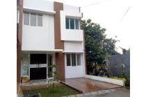 Rumah BARU 3 lantai harga terjangkau.. SIAP HUNI cluster (posisi hook)
