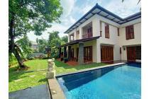 Dijual Rumah Mewah Nuansa Bali Di Cipete Jakarta