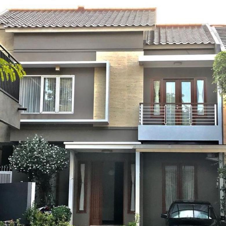 Semi Furnish, Rumah di Permata Bintaro