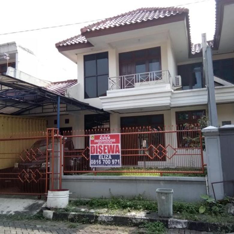Disewa Rumah Di Villa Indah Pajajaran Jl Kertanegara No 10