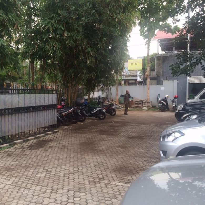 Dijual Rumah Kantor Pinggir Jalan di Paso Jagakarsa Jakarta