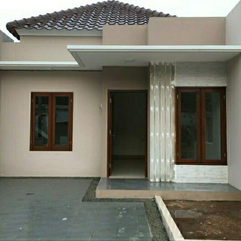 Dijual Rumah Murah di D'Alif Residence Bekasi