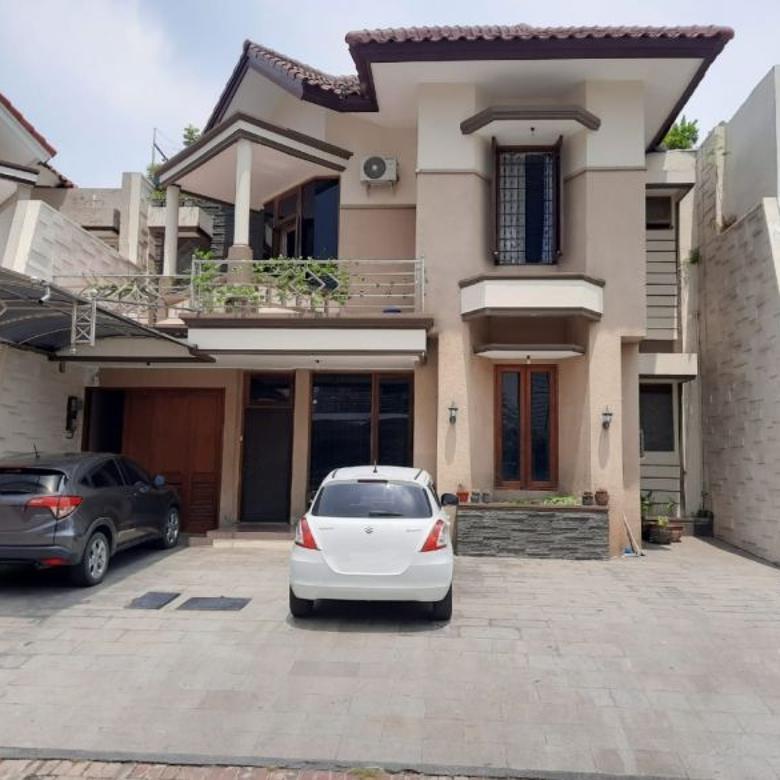 Dijual Rumah Second Siap Huni di Perum Dharmahusada Regency