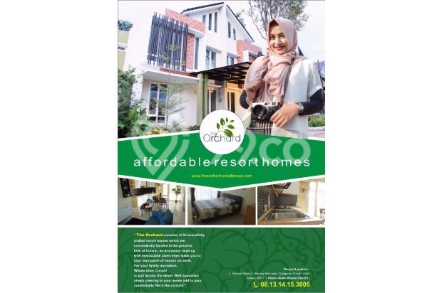Rumah Cantik Dan Sejuk Hanya di Orchard Residences Dapat Kanopi 14317820