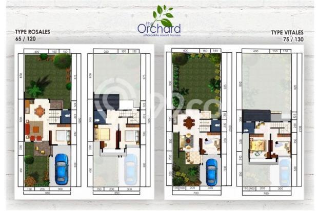 Rumah Cantik Dan Sejuk Hanya di Orchard Residences Dapat Kanopi 14317825