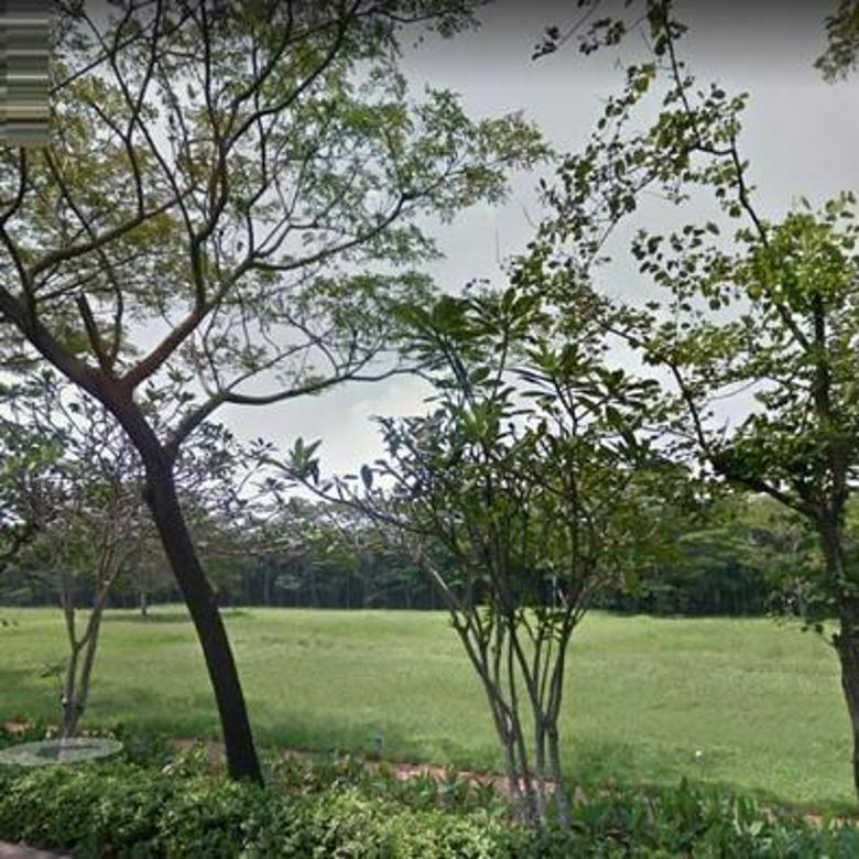 Lahan Kavling komersial di jalan utama boulevard JGC Jakarta garden city cakung