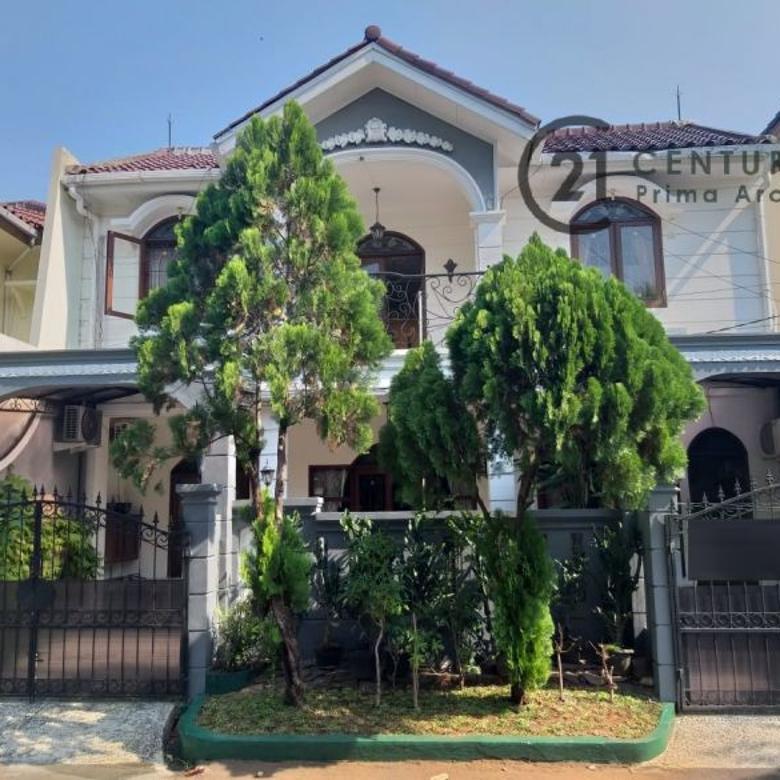 Rumah Elegan di Bintaro Sektor 9 - SC1737
