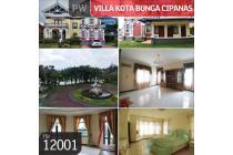 Villa Perumahan Kota Bunga CiPanas,  Cianjur, Jawa Barat, 3 Lt, SHM