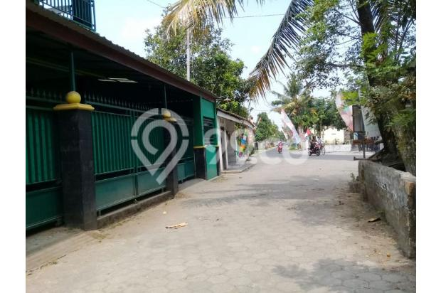 Tanah Luas 131 m2 Jalan Berbah Yogyakarta, Dekat Kantor Paskhas TNI AU 13425164