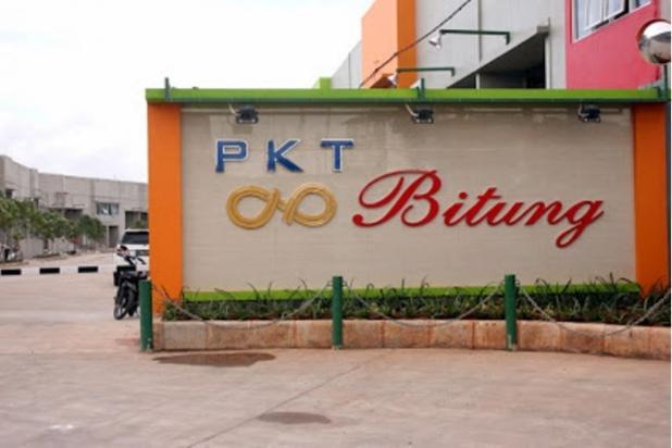 Dijual Gudang di Pergudangan PKT Bitung Siap Pakai Dekat Pintu Tol 6743125
