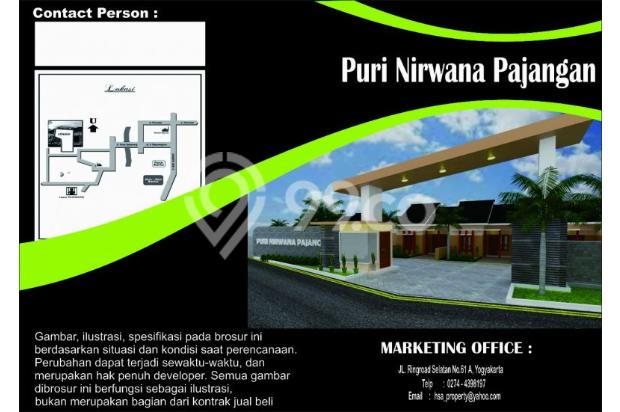 rumah puri nirwana pajangan harga 100jutaan 17342399