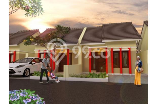 rumah puri nirwana pajangan harga 100jutaan 17342400