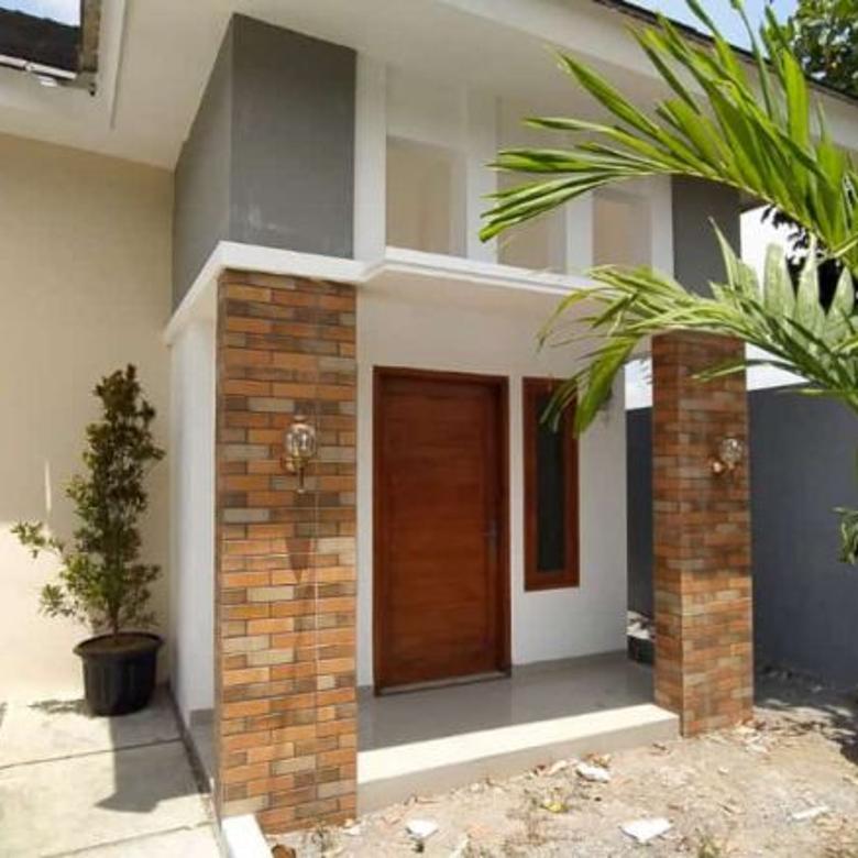 Rumah Baru Siap Huni Murah Di Gentan Sleman Yogyakarta