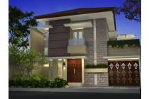 Rumah Mewah Dijual Jogja Jalan Kaliurang Km 8 Sleman Yogyakarta Strategis