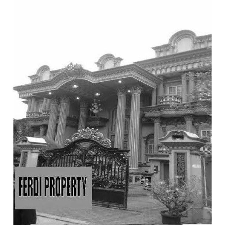 Rumah Dijual Citra Gran Cibubur Megah Bak Istana