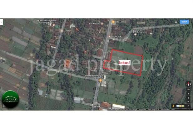 Rp18,9mily Tanah Dijual