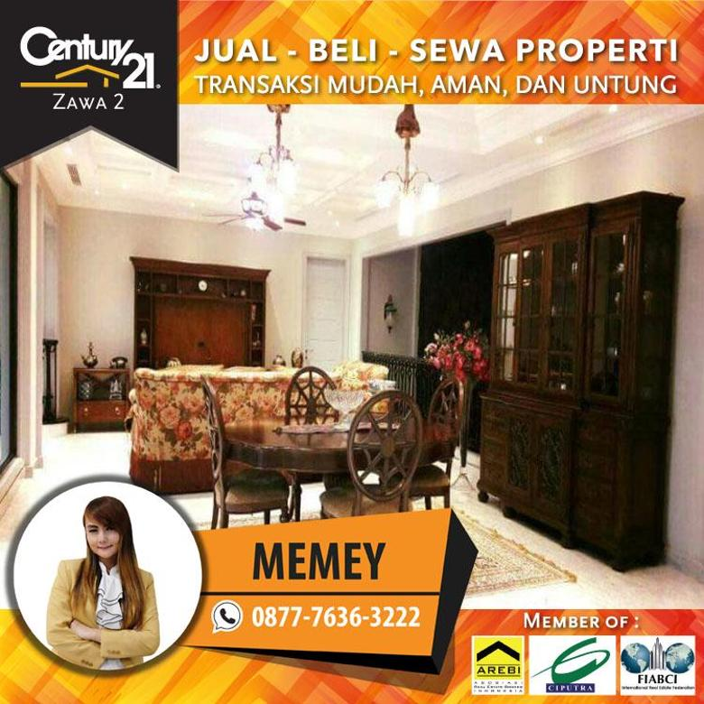 Luxurious house Jatipadang  Residences Jakarta Selatan Full furnish dg furniture cantik