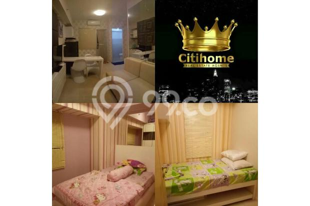 CITIHOME - Apartemen Educity Yale Full Furnish 3 Br View Pool 17995675
