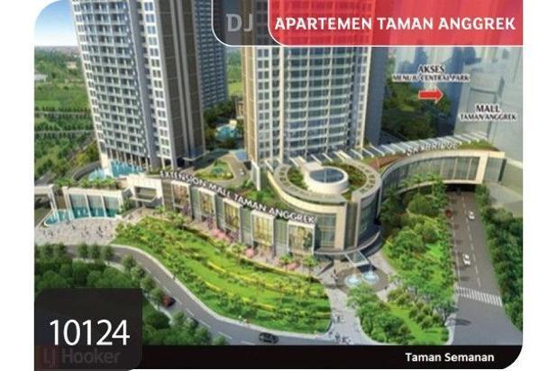 Apartemen Taman Anggrek, Jakarta Barat, Brand New, 70m 5199379