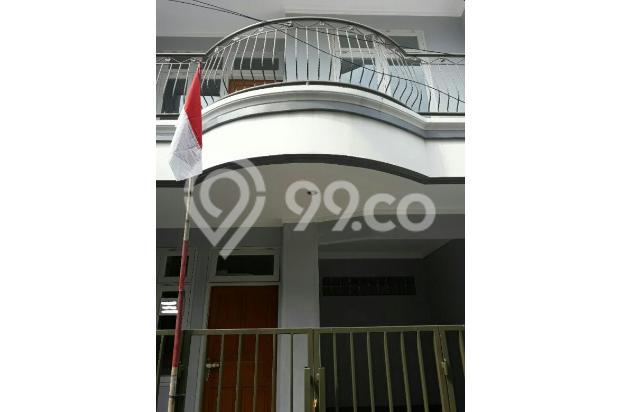 Dijual Cepat Rumah Tanjung Duren Jalan 1 mobil 13542475