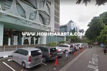 Tanah Komersial Jalan Probolinggo Menteng Dijual bisa 4 lantai