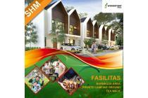 Jual Villa 2 Lantai Puncak Fasilitas Villatel Manajemen