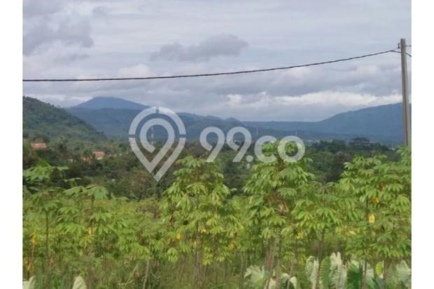 Tanah bogor lokasi strategis view bagus di tapos tenjolaya 9586455