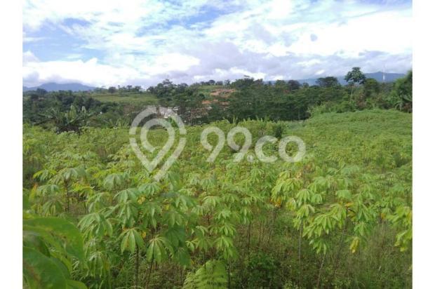 Tanah bogor lokasi strategis view bagus di tapos tenjolaya 9586460