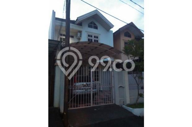 Rumah 2 lantai di Taman Ratu dekat Wang Residence 13960385
