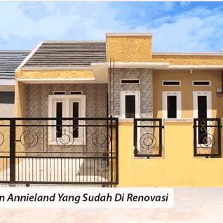 Rumah Subsidi Tangerang Kpr Murah Minimalis Gebyar Kemerdekaan